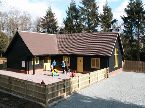 Swan Nursery, for childcare near Diss